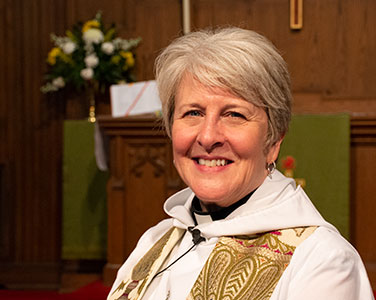 Pastor Lori Carter