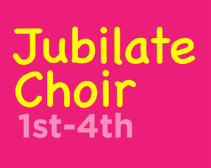 Jubilate Choir Rehearsal